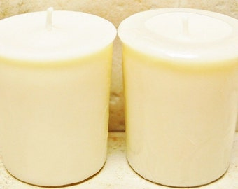 Votive Autumn Lodge Scent Soy Wax Candle (Set of 10, 20 or 30)
