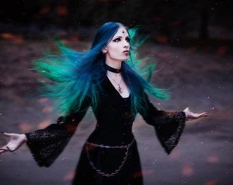 Daedra POSTERS - fantasy, gothic, magic, dark, photography, PRINTS - several sizes