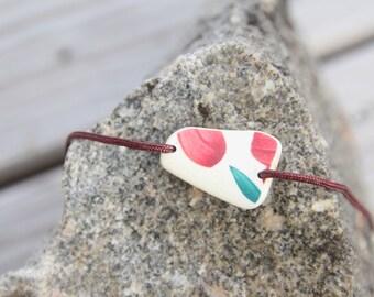 Sea Pottery Bracelet