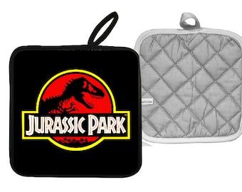 Jurassic Park Pot Holder