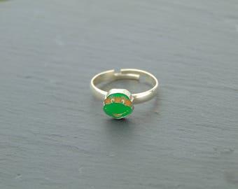 Teenage Mutant Ninja Turtles Inspired Ring