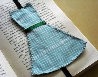 Vintage Dress Bookmark