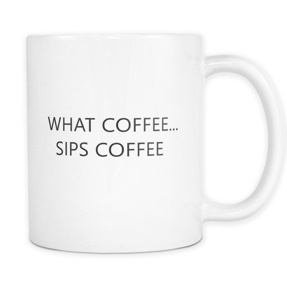 What Coffee