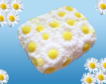 Chamomile Soap,Camomile Field,Flower Soap,Gift for Her,Women Gift