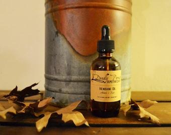 Henbane Oil - Autumn & Rain Oil