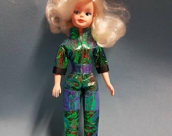 1986 Pedigree Sindy Doll Starlight Original Outfit