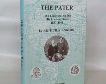 The Pater. Arthur R. Ankers. 1st Editon.