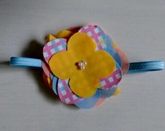 Spring Toddler Headband