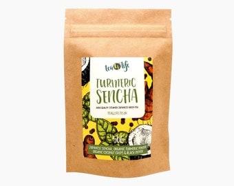 Turmeric Sencha