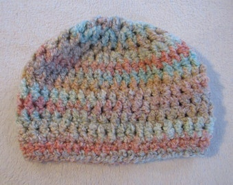 Super Soft Crochet Hat