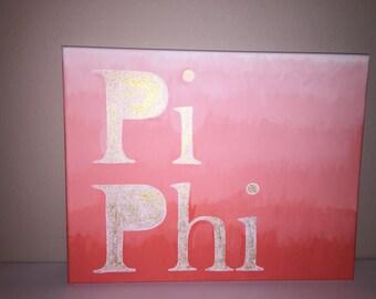 Pi Phi Canvas