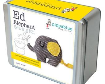 Ed Elephant- Sewing Kit
