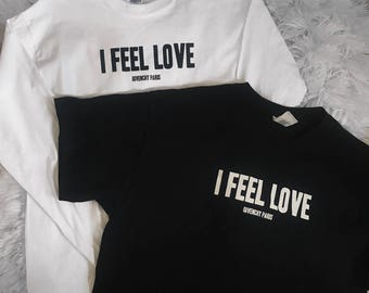 designer of givenchy 5q7f  Je me sens amour Givenchy Paris T shirt Designer