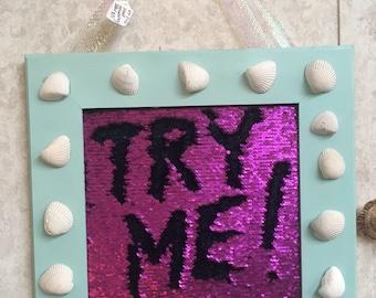 Mermaid message board