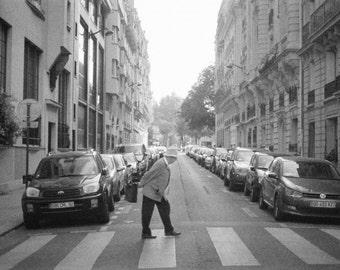 Parisian Crosswalk