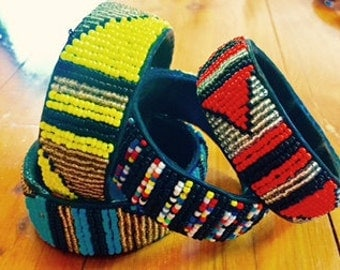 Massai Wristbands