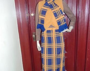 Bakalli 4 Piece Wool Suit