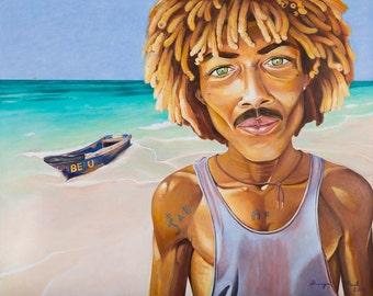 St. Lucian Man
