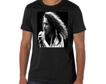 Chris Cornell Soundgarden Audioslave T Shirt