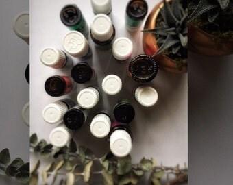 Pure therapeutic grade essential oil's
