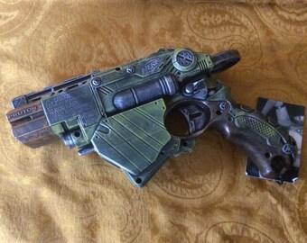Borderlands Steampunk Nerf Gun