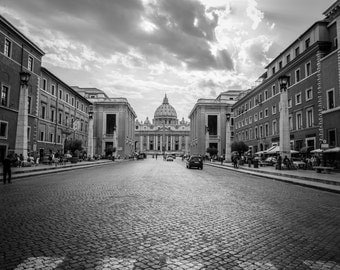 Rome, Italy Print, Renaissance, Architectural Photo, Rome Photography, Rome Print, Italy Photography, Rome Italy Photo, Rome Italy Print