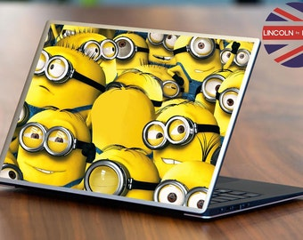 Laptop Decal / Minions