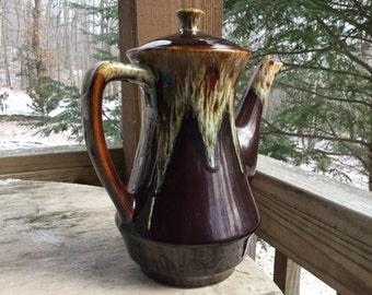 Harker Quaker Maid Coffee Pot