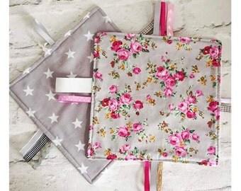 Taggie / Comforter in single fabric