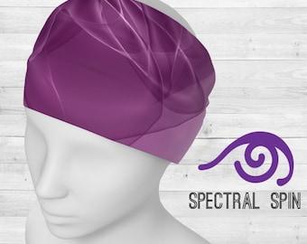 Headband SPECTRAL SPIN by DRISHTI Art Wear