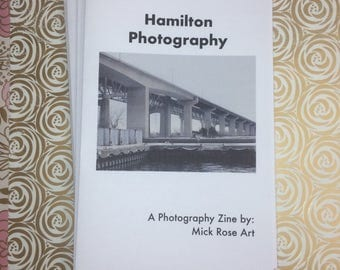 Hamilton Photography Zine