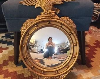 Vintage Eagle Mirror Etsy