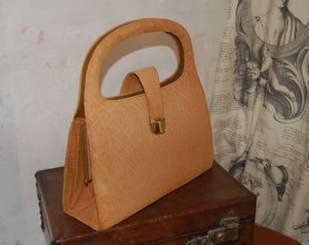 1960s original leather bag