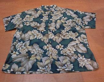 Vintage Chaps Ralph Lauren Shirt Vintage Hawaii Shirt Chaps Ralph Lauren Full Print