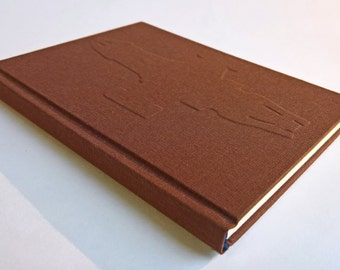 Serenity Notebook Relief Cover