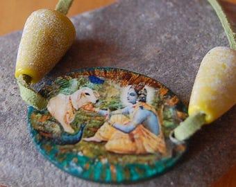 Ciondolo Krishna