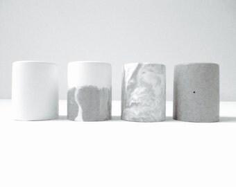 Mini concrete pot / Mini concrete planter