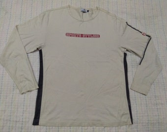 vintage SERGIO TACCHINI t shirt long sleeve size L
