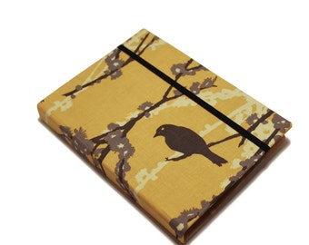 Kindle Case, Yellow Bird Kindle Cover, iPad mini Case, Nook Cover, Bird Kindle Case, Kobo Case, Bird iPad mini Case, Nook Case, Ereader Case