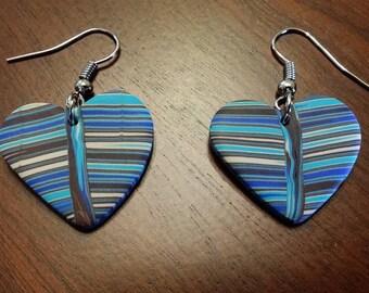 hearts earrings