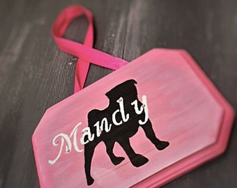 Custom Dog sign for any home