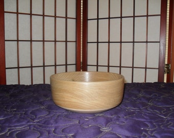 Layered Sassafras Hand turned Wood Bowl  (SDC11832)