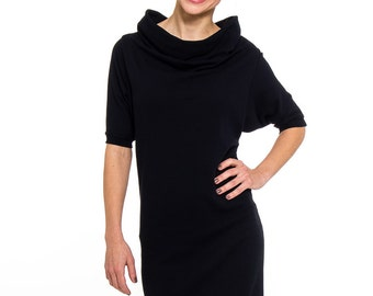 Kolla 2 in 1. 3/4 sleeve. Black