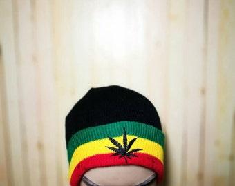 Bob Marley Hat Etsy