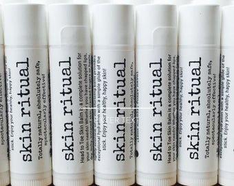 NATURAL Lip Balm, Lip Butter, Healing Lip Balm, Coconut Oil Lip Balm, Beeswax Lip Balm. Natural lip Care (Fuzzy Navel) Handmade, Favors.
