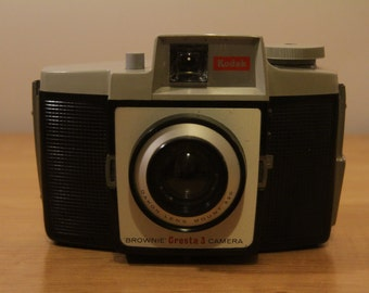1960/65 Kodak Brownie Creasta 3 camera