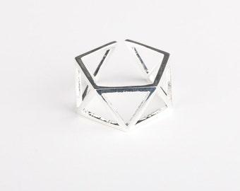 Heidi Ring Silver