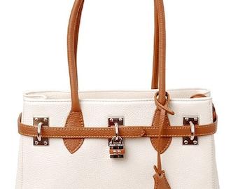 The Allegra by Pelle Mallory - Ladies Italian Leather Handbag