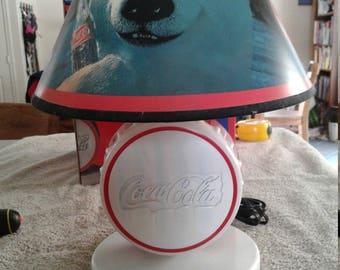 Coca Cola Bottle Cap Lamp