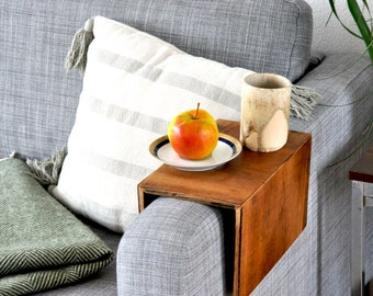 Storage/sofa shelf/small table/table/sofa/sofa shelf/sofa tray/couch tray/small coffee table